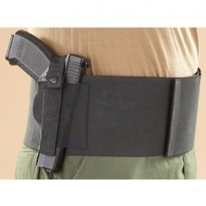 Belly Band with 2 Mag Pouches