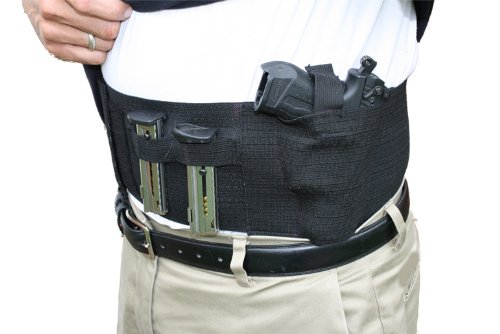 Belly Band Holsters Overview and Top Choices : Holster Hero