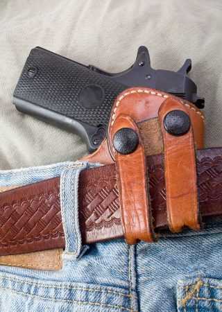 Choosing the Best Leather Holster