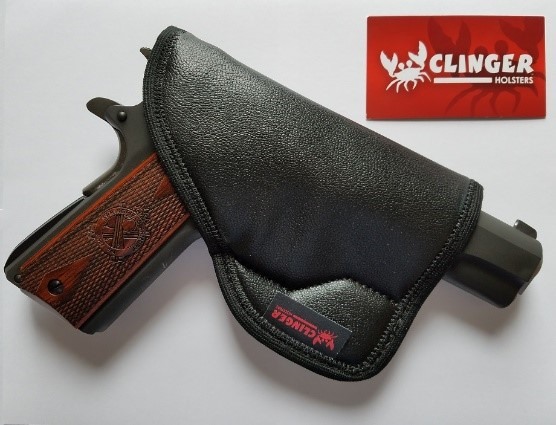 Clip-less, Comfortable, and Super-Concealed: A Review of The Clinger Comfort Cling Holster
