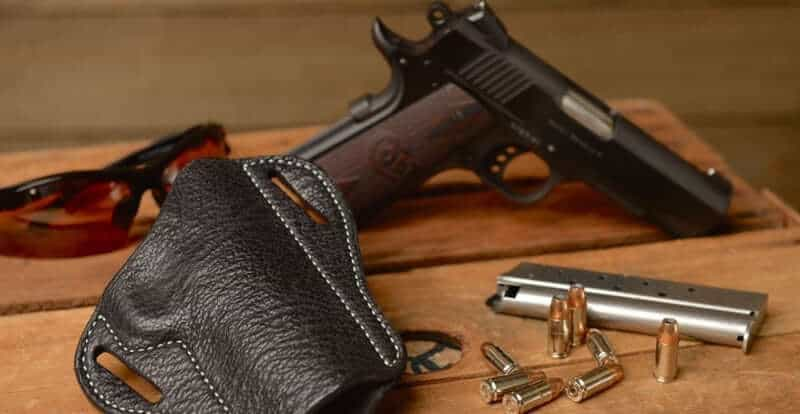 Best Choices for 1911 Holsters